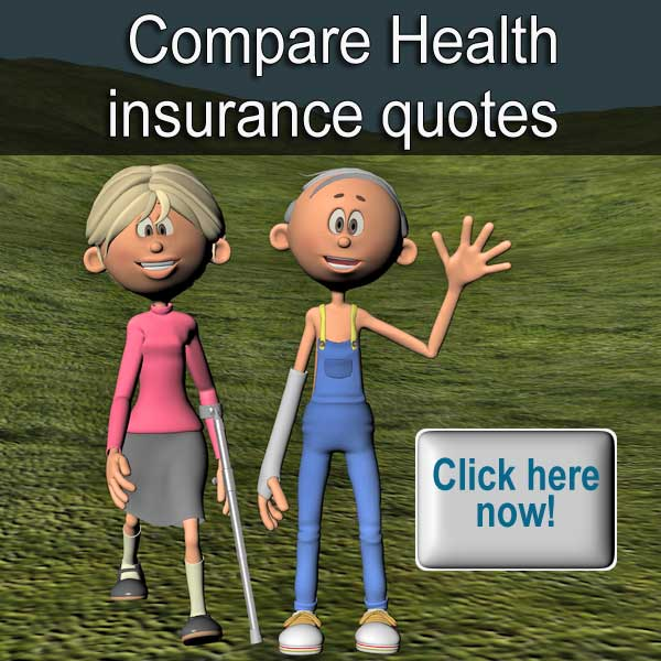 couple with health insurance
